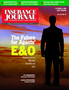 Insurance Journal West October 9, 2006