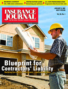 Contractors/Subcontractors; Employment Practices Liability Insurance; 2007 Meetings & Conventions Directory