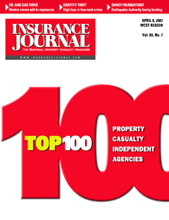 Top 100 Retail Agencies; Energy/Oil & Gas; Cyber Risk/Identity Theft