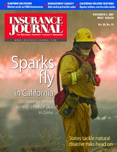 Insurance Journal West November 5, 2007