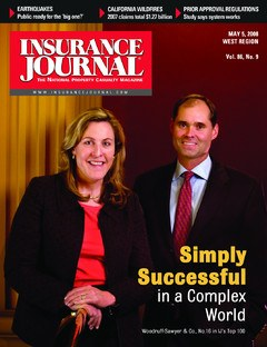 Insurance Journal West May 5, 2008