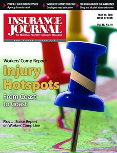 Insurance Journal West May 19, 2008