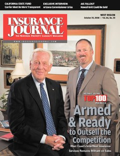 Insurance Journal West October 20, 2008