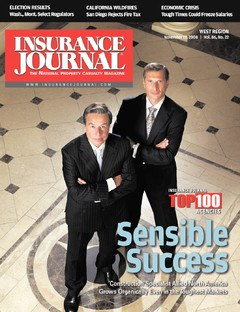 Insurance Journal West November 17, 2008
