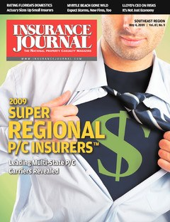 Salute to Super Regionals/AAMGA Issue; Agency Technology; Premium Finance Directory