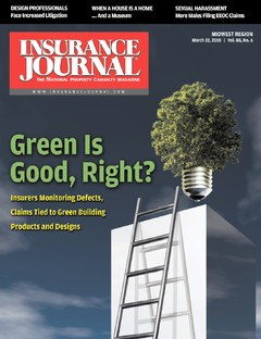 Insurance Journal West March 22, 2010
