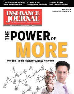 Insurance Journal West October 18, 2010