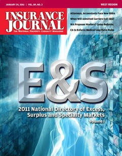 Insurance Journal West January 24, 2011
