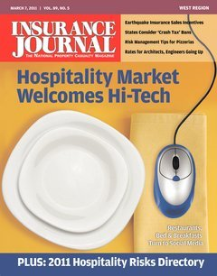 Hospitality Risks Directory, Homeowners &amp; Auto, Technology &amp; New Media Risks