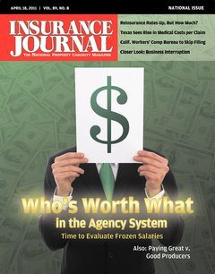 Agency Salary Survey, Medical Professional Liability, Business Interruption / Business Income, Education & Training Directory