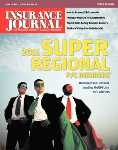 Insurance Journal West May 16, 2011