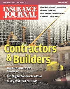 Contractors & Builders, Claims and the Independent Agent, Top Personal Lines Retail Agencies