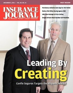 Insurance Journal West December 5, 2011