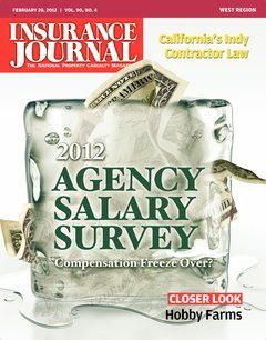 Insurance Journal West February 20, 2012