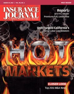 Insurance Journal West March 19, 2012