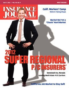 AAMGA Issue; Salute to Super Regionals; Premium Finance Directory