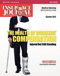 Insurance Journal West May 21, 2012