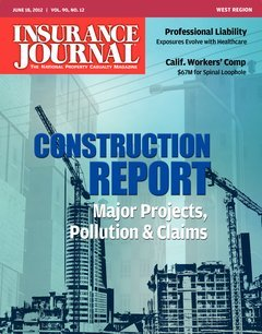Insurance Journal West June 18, 2012