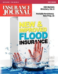 Insurance Journal West July 23, 2012