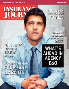 Insurance Journal West November 5, 2012