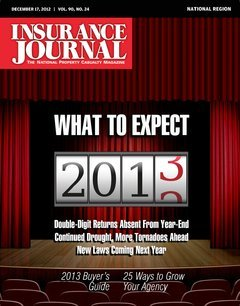 Insurance Journal West December 17, 2012