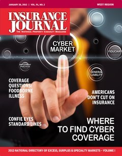 Insurance Journal West January 28, 2013