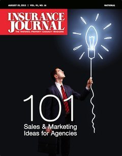 Insurance Journal West August 19, 2013