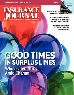 Insurance Journal West September 23, 2013