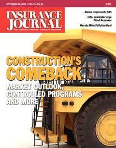 Insurance Journal West November 18, 2013