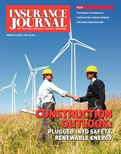 Insurance Journal West January 13, 2014