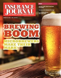 Insurance Journal West March 10, 2014