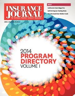 Insurance Journal West June 2, 2014