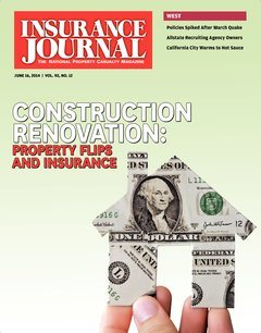 Insurance Journal West June 16, 2014