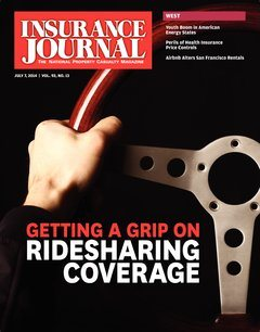 Insurance Journal West July 7, 2014