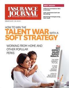 Insurance Journal West February 20, 2017