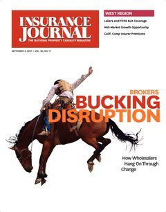 Insurance Journal West September 4, 2017